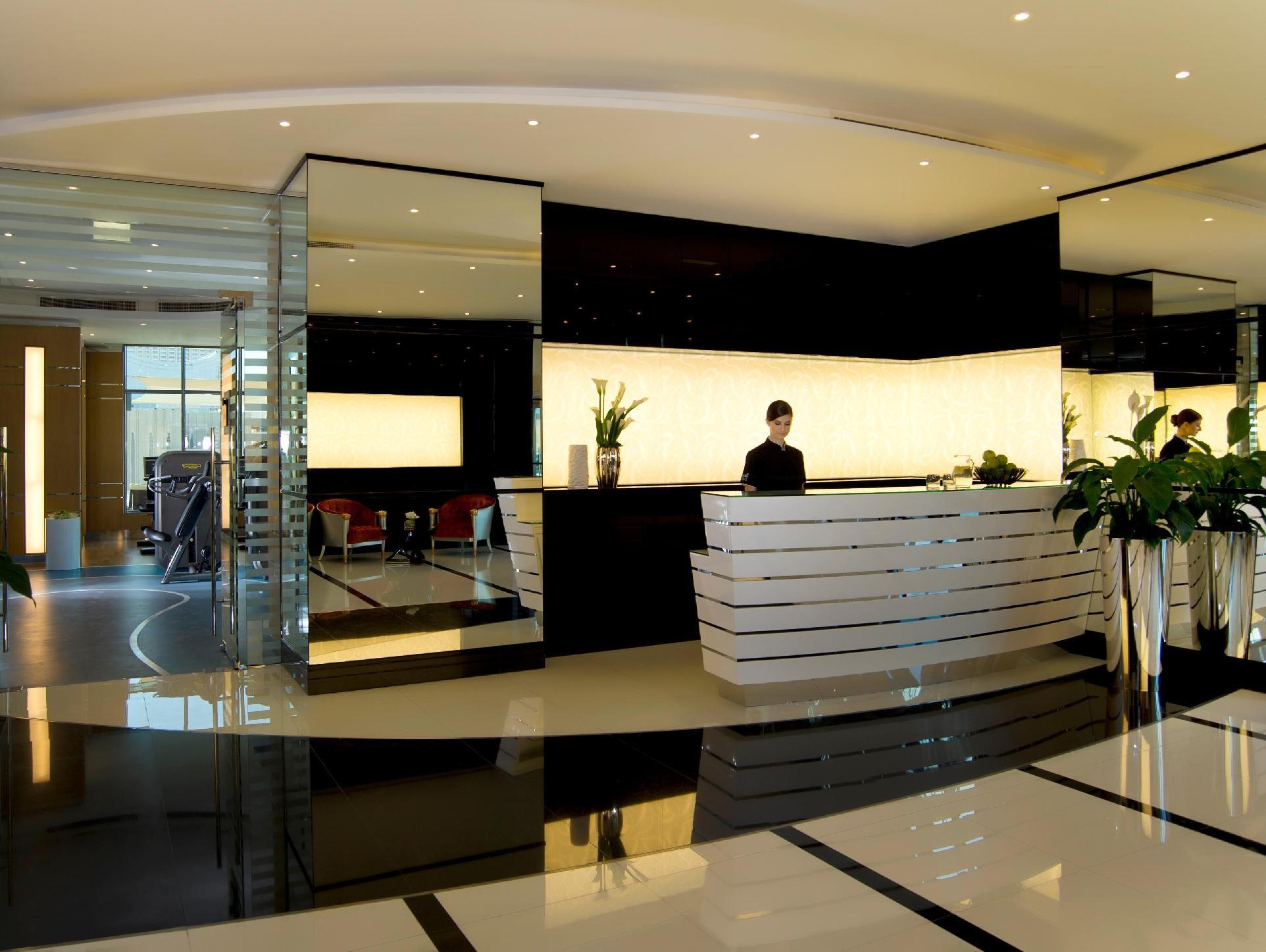 Apartment       Luxurious Condo   Dubai Mall   Damac Maison        photo 27003242